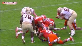 Clemson Football    Defense Highlights 2015