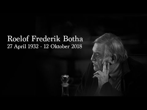REGSTREEKS: Pik Botha roudiens
