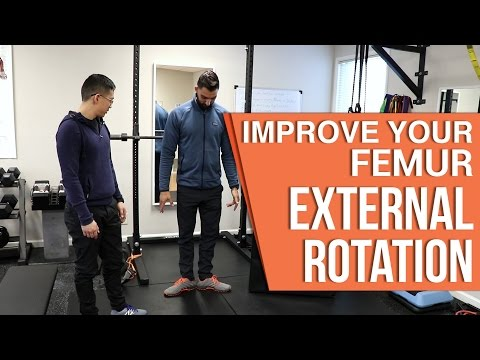 How to improve your turn out / femur external rotation