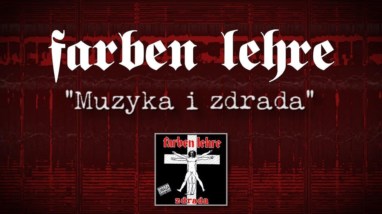 01 Farben Lehre, Muzyka i zdrada , Zdrada, Music Corner Records, 1996