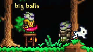 Terraria brings us laughter and pain.