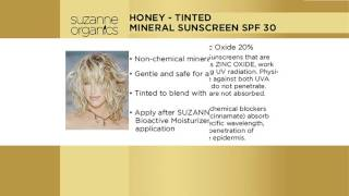 Suzanne Somers Organic SPF 30 Sunscreen