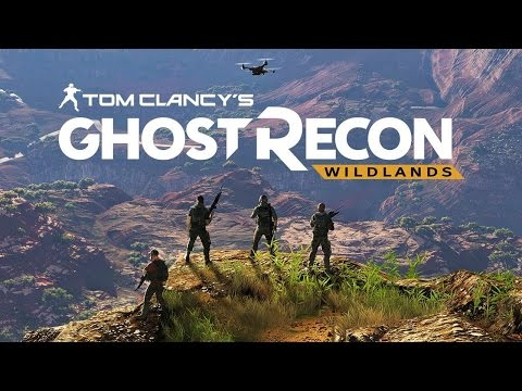 We Yell At The Ghost Recon Wildlands Trailer - GameSocietyPimps