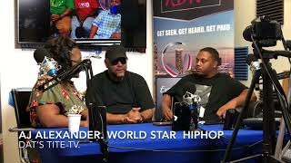a.J. Alexander интервью