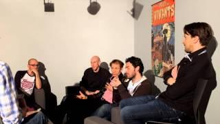 Fabien Jegoudez parle de son travail sur Aux Yeux des Vivants