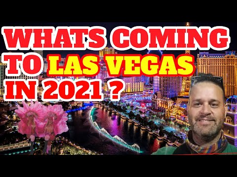 North End Of The Las Vegas Strip What's Coming In 2020-2022