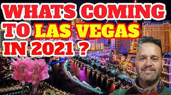 North End of The Las Vegas Strip What's Coming in 2020-2023