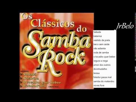 Samba Rock Cd Completo 2001 JrBelo