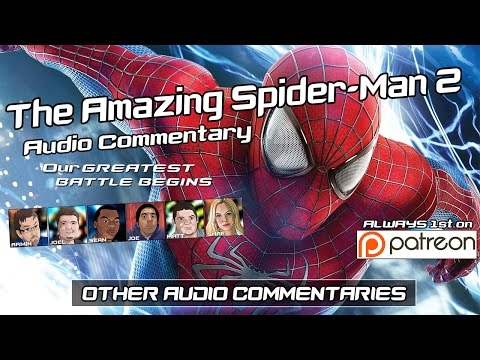 The Amazing Spider-Man 2 Audio Commentary