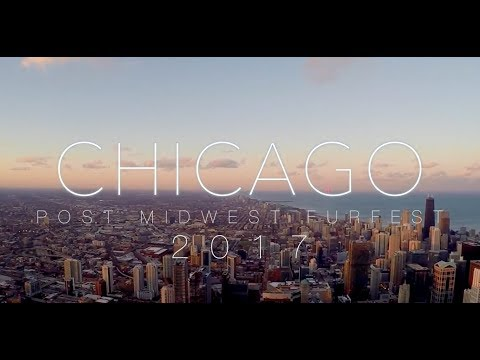 Midwest FurFest Chicago City 2017 Gopro cinematic Blog Dia 1
