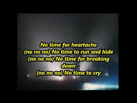 Sisters of Mercy   No time to cry with Lyric