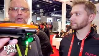 CES 2018 • AUTEL Robotics EVO camera drone