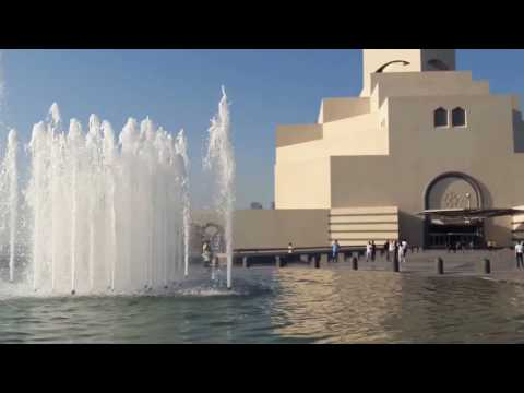 Museum of Islamic Art Park, Doha, Qatar