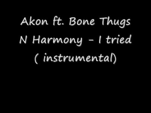 Akon ft. Bone Thugs N Harmony - I tried ( instrumental)