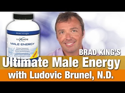 Ultimate Male Energy with Dr. Ludovic Brunel