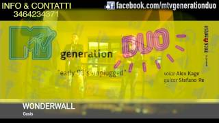 MTV Generation Duo (Alex Kage, Stefano Re) - Live Session