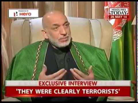 Hamid Karzai: Lashkar-e-Taiba Attacked Indian Consulate in Herat