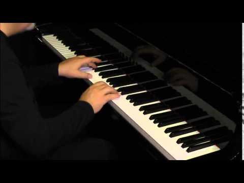 """W. A. Mozart Sonata No. 11 """"Turkish Rondo"""" in A major, K. 331"""