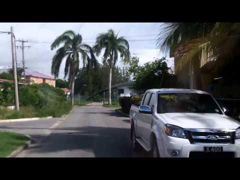 (s) Driving Around Atlantic Shores Christ Church Barbados, 19 November 2011