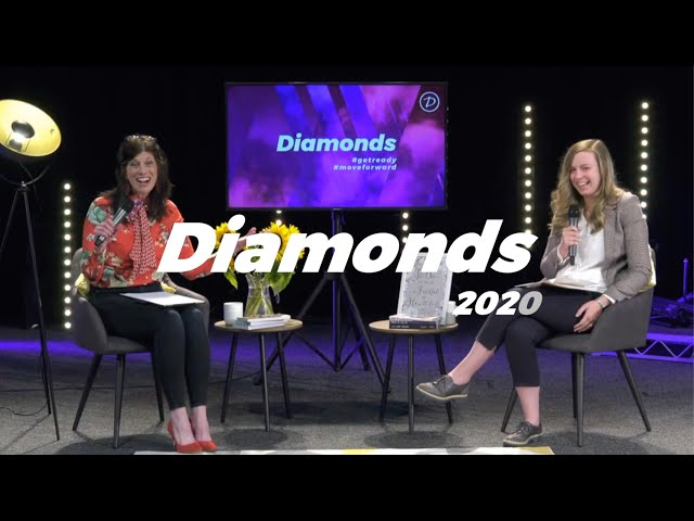 LIVE #DiamondsOnline2020