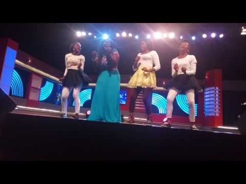 LADY SARAH performs Live at TV3 Music Music
