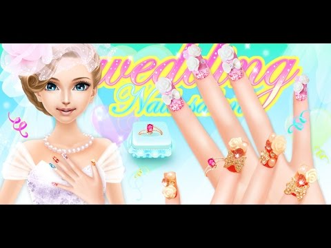 Wedding Nail Salon Girl Game Apps On Google Play
