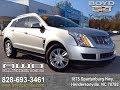 2010 Cadillac SRX Hendersonville NC C18104
