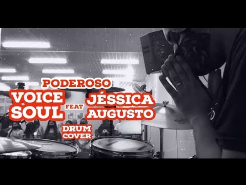 Download Poderoso (Drum Cover) Coral Voice Soul feat Jéssica Augusto