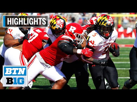 highlights:-terps-get-it-done-on-the-ground-vs.-rutgers-|-maryland-at-rutgers-|-oct.-5,-2019