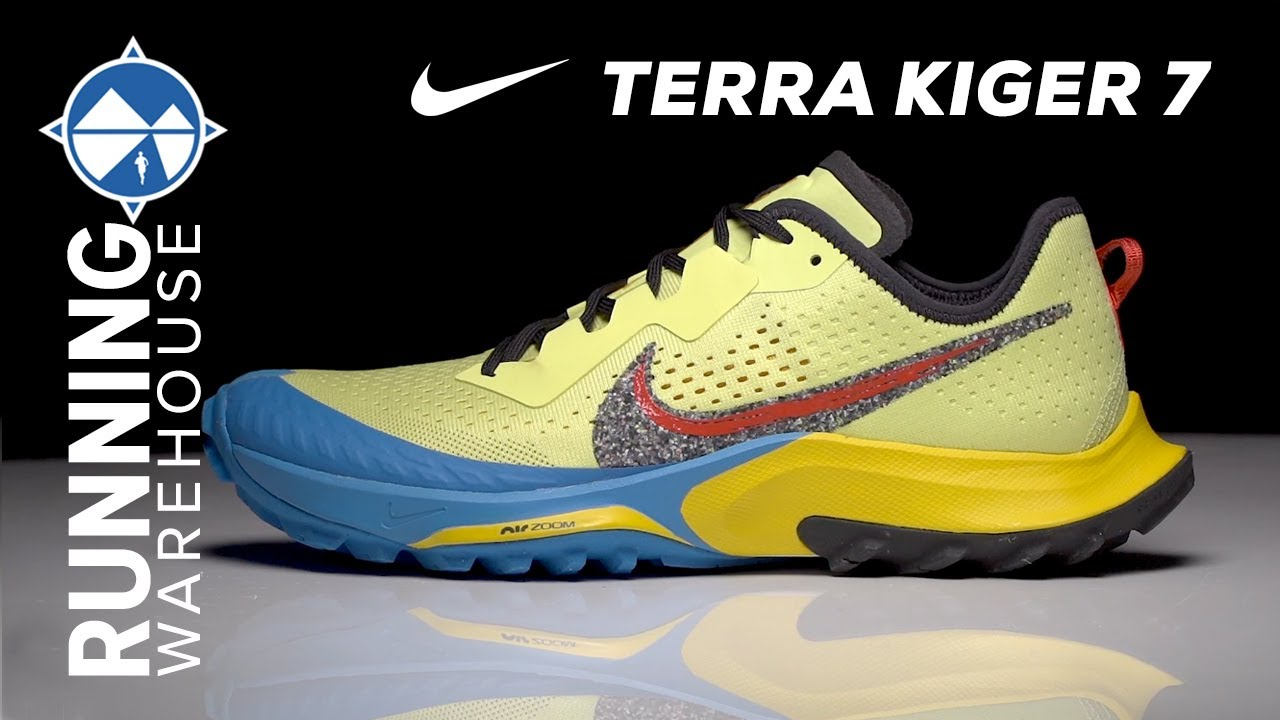 Nike Zoom Terra Kiger 7 First Look   Light, Fast, and Nimble on the Trail