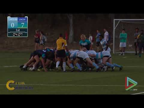 Rugby v UNCW COMMENTARY
