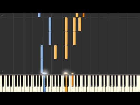 Jewel In The Crown Theme – Piano tutorial