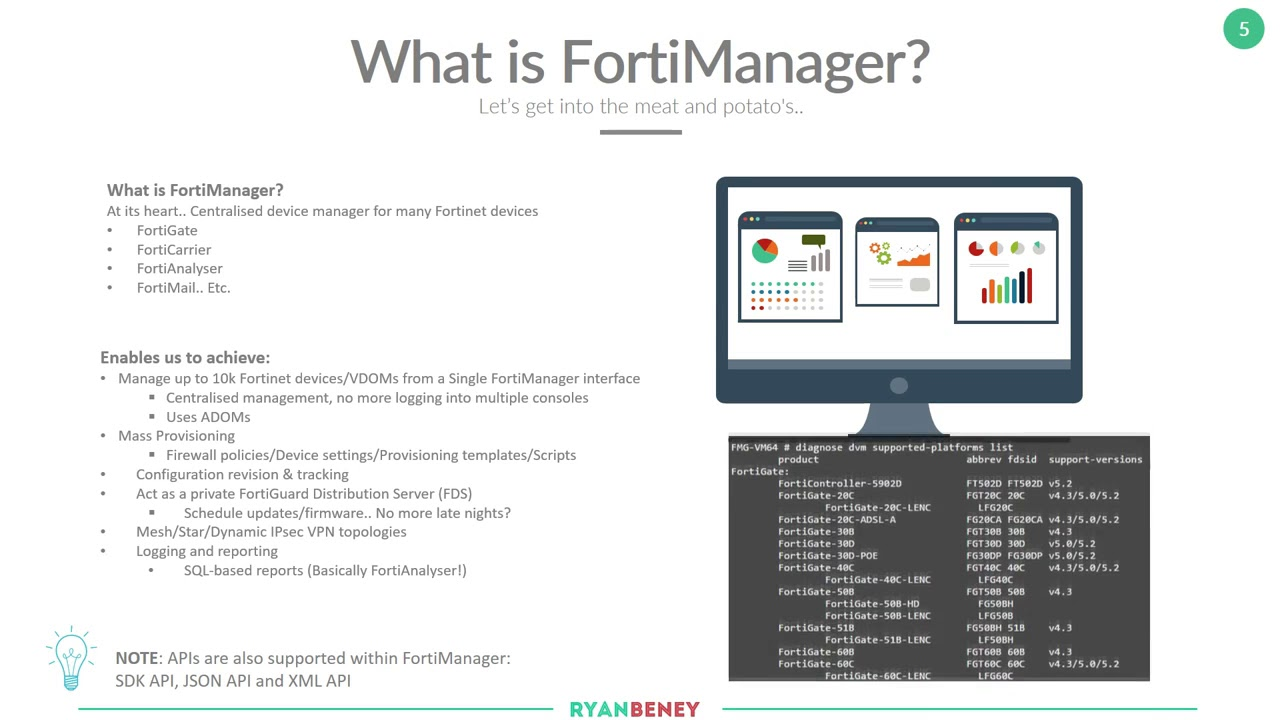 Fortimanager scripts