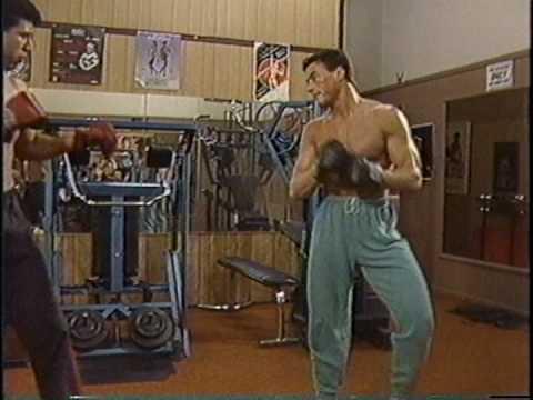 Jean Claude Van Damme Bloodsport Part 2 Youtube