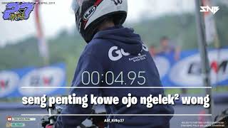 Story wa terbaru, 2019    drag bike    Narimo    racing            #gusaligondrong   #mafiasholawat