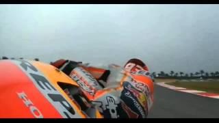 MotoGP 2015 Round 17  Marc MARQUEZ Vs Valantino Rossi HD Merge