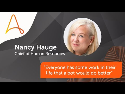 Bot Wars Week 3: Remain Relevant in a Changing World | HR Presentation with Nancy