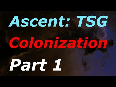 Ascent: The Space Game - Colonization part 1: Soil samples
