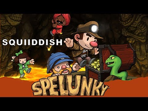 Spelunky 009- A Second Channel Win for Once