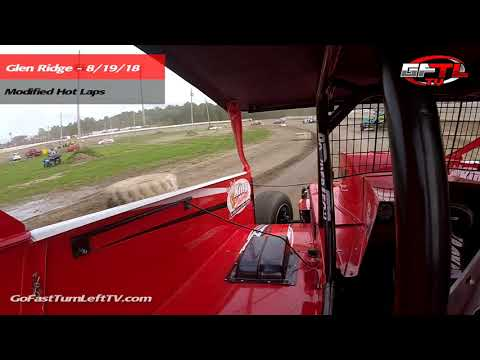 Danny Tyler @ Glen Ridge Motorsports Park - Modified Hotlaps 8/19/18