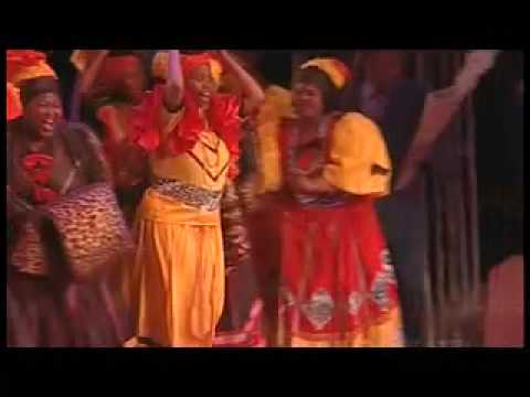 Opera Africa's Princess Magogo