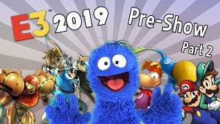 """E3 2019 Pre-Show PART 2: Predictions, Wishes, and """"Other Guys"""""""