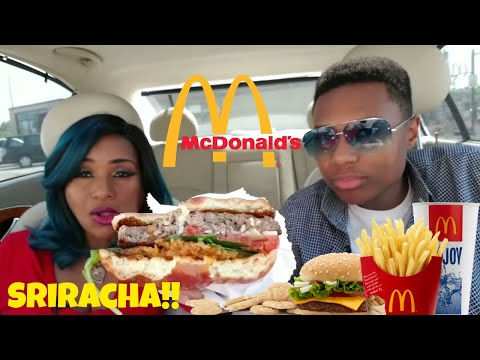 McDonald's Sriracha Value Meal Mukbang/Darius Speaks Out on Family Seafood Boil