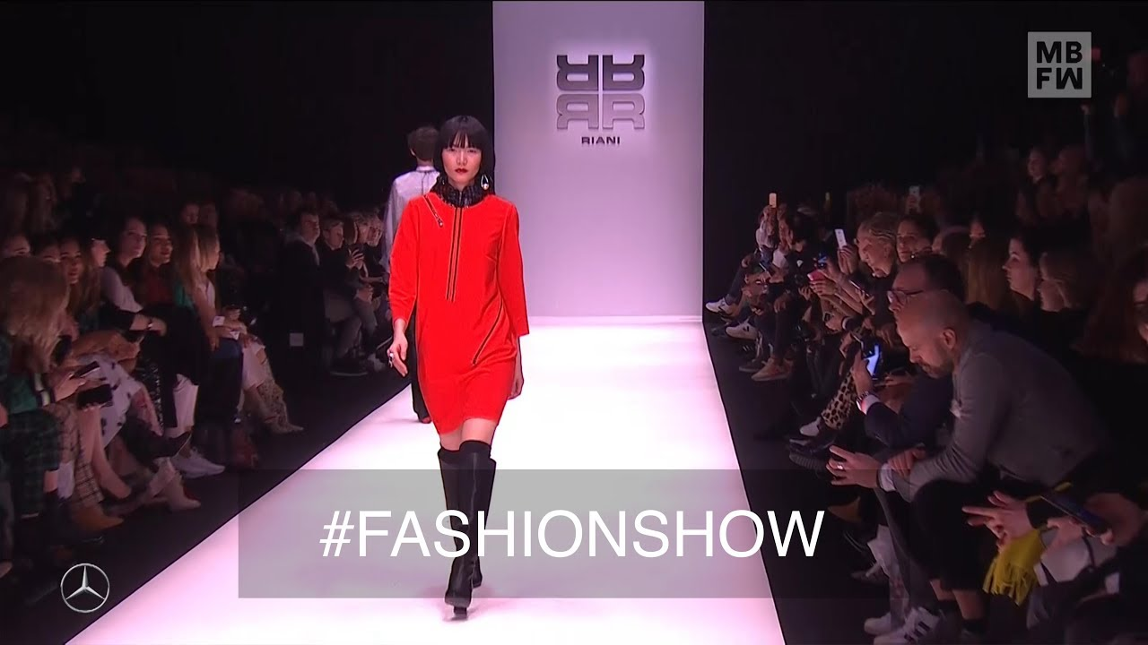 RIANI Fashion Show iFalli iWinteri 2020 i2020i YouTube