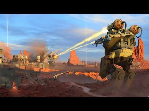 War Robots [2.9] Test Server - NEW Team Deathmatch mod gameplay