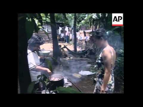 NICARAGUA: PROSTITUTION BECOMES A MAJOR SOCIAL PROBLEM