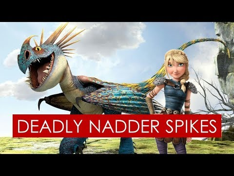 Download Youtube: Dragon biology: Deadly Nadder Spikes EXPLAINED [How to Train Your Dragon]