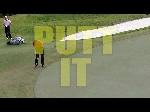 """""""Putt It"""" by dj steve porter"""
