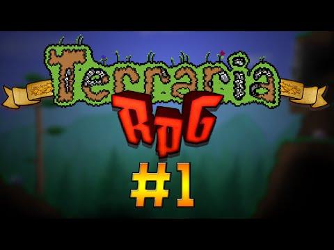 ТЕРРАРИЯ RPG || Terraria 1.3 EXPERT с модами