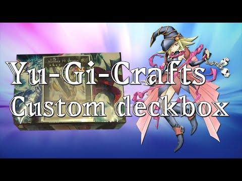 Yu-Gi-Crafts - Custom Double Deckbox